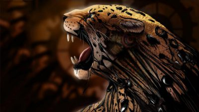 Best, Big, Jaguar, Mouth, Open, Wallpaper