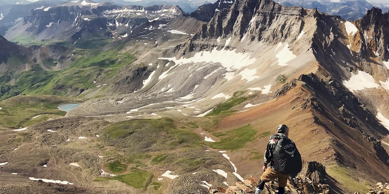 Mount Sneffels Backgrounds