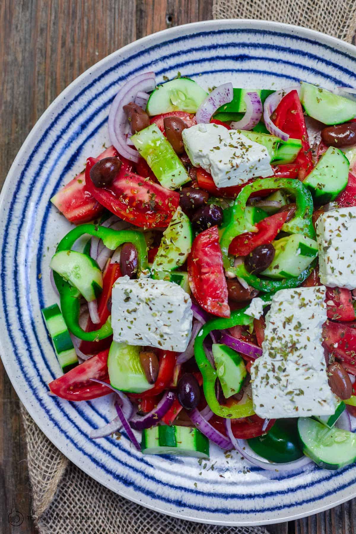 Greek Salad Wallpapers