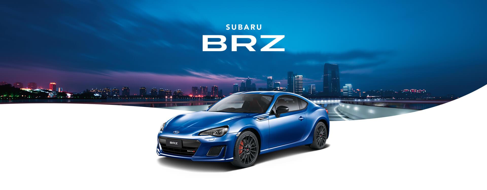 Subaru BRZ Picture