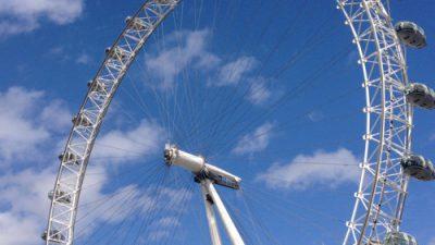 Eye, Hd, Image, London, Widescreen