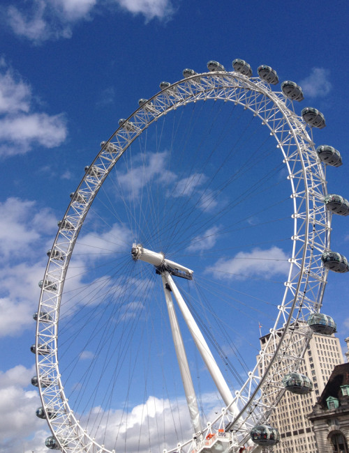 London Eye Image