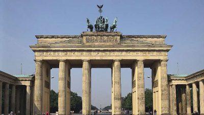 Big, Brandenburg, Gate, Wallpaper