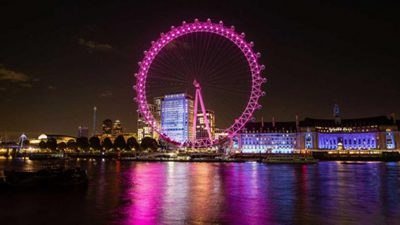 City, Eye, Image, London, Night, World