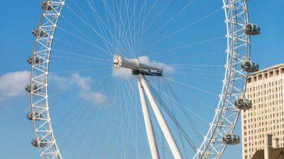 Eye, Image, London, River, World