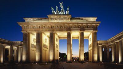 Beautiful, Brandenburg, Gate, Image, Stunning