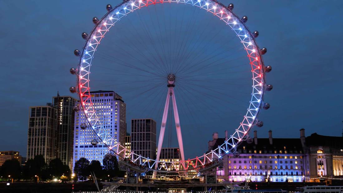 London Eye Picture