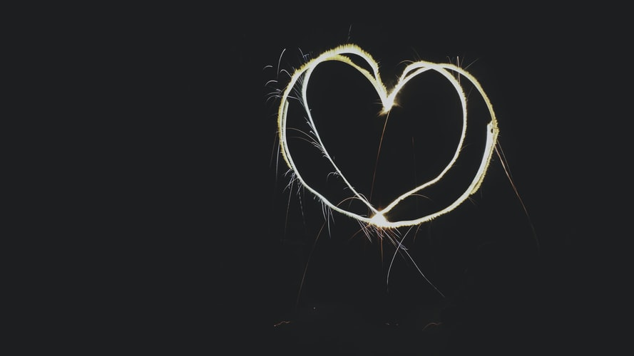 Heart Lights Image