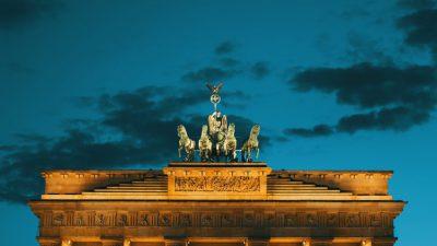 Amazing, Brandenburg, Gate, Image, View