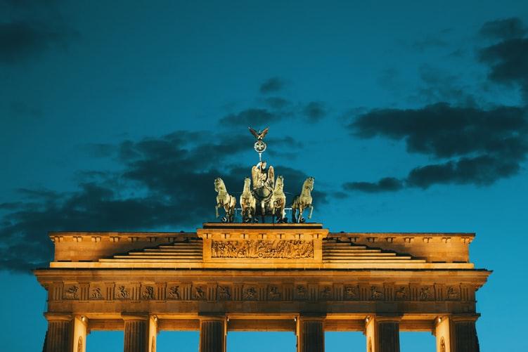 Brandenburg Gate Backgrounds