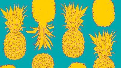 Food, Healthy, Image, Pineapple, Scientific