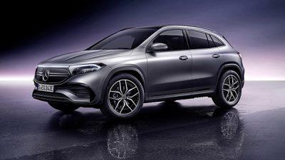 350, AMG, EQB, Hd, Mercedes-Benz