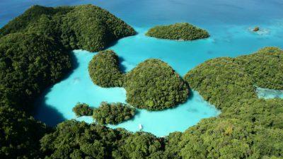 Background, Desktop, Natural, Palau, Super