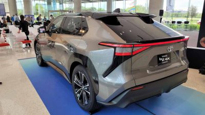 BZ4X, Car, Great, Image, Latest, Model, Toyota