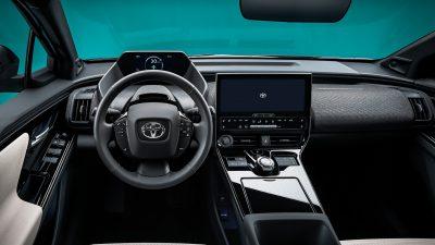 BZ4X, Car, Image, Toyota, Wonderful