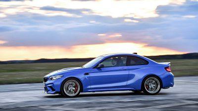 Blue, BMW, Car, Coupe, Image, M2 XDrive, View, Wonderful