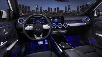 350, AMG, Car, EQB, Image, Interior, Mercedes-Benz, Super