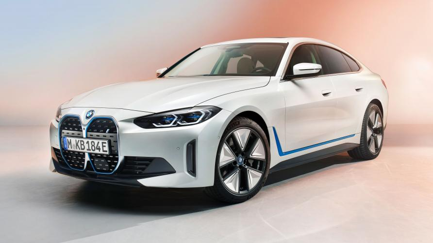 BMW i4 Image
