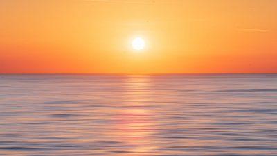 Best, Image, Natural, Ocean, Sundown