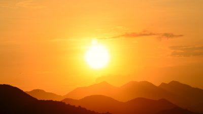 Awesome, Image, Natural, Sunrise