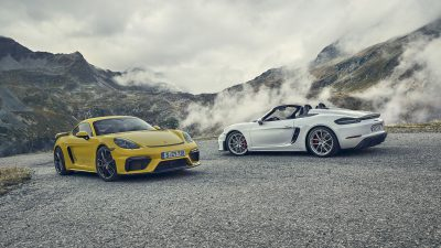 718, Car, Full, Image, Porsche, Spyder, Top