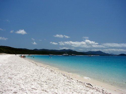 Whitehaven Beach Image