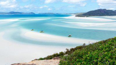 Beach, Beautiful, Image, Natural, Super, Whitehaven