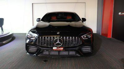 2019, 63, Black, GT, Mercedes-AMG, Model, S