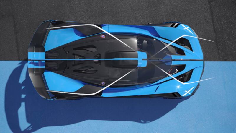 Bugatti Bolide Wallpaper