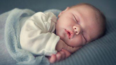 Baby, Cute, Sleeping, Wallpaper