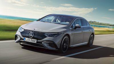350, Benz, Best, Car, EQE, Mercedes