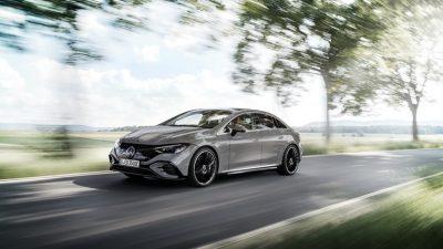 350, Benz, Car, EQE, Grey, Hd, Mercedes, Super