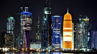 Big, House, Qatar, Wallpaper, Wonderful