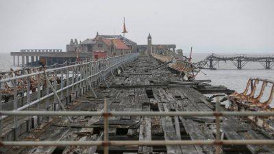 Birnbeck, Image, Pier, Place, Wonderful
