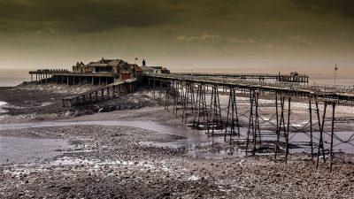 Birnbeck, Cloudy, Image, Most, Pier, Popular, Weather