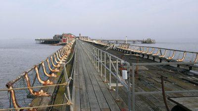 Amazing, Birnbeck, Image, Natural, Pier