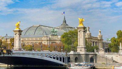 Grand, Palais, Wallpaper, Widescreen, World