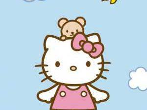 Beautiful, Hd, Kitty, Wallpaper