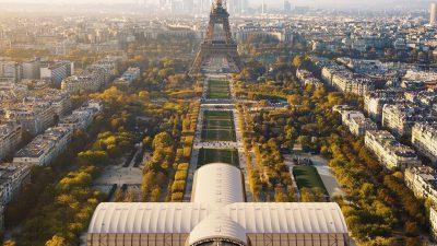 Grand, Nice, Palais, View, Wallpaper