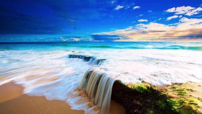 Cool, Natural, Seaside, Wallpaper
